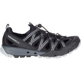 Merrell Choprock Shandal Chaussures Homme, black